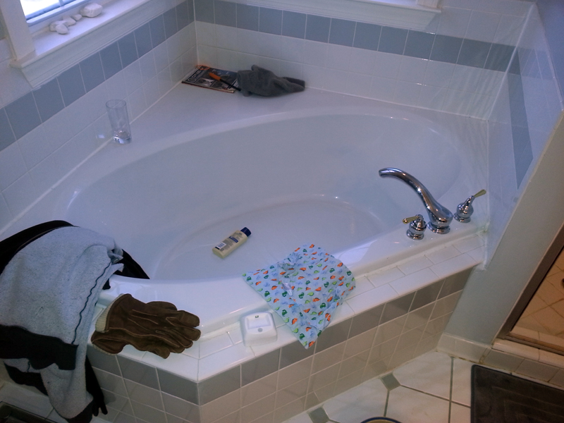 Master Bathroom Renovation Great Falls Va Smart House Remodeling
