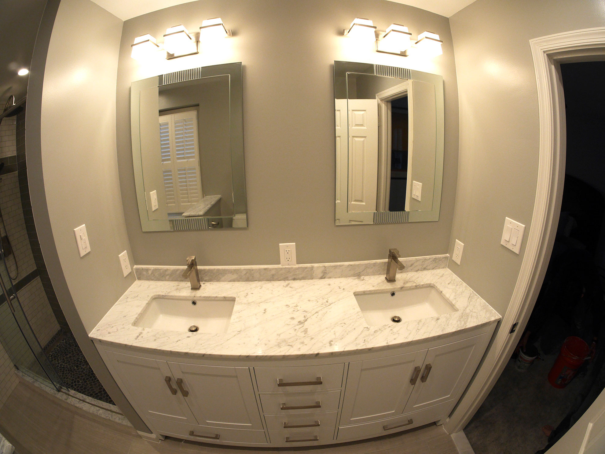 Smart house remodeling custom bathroom works more for Alexandria va bathroom remodeling