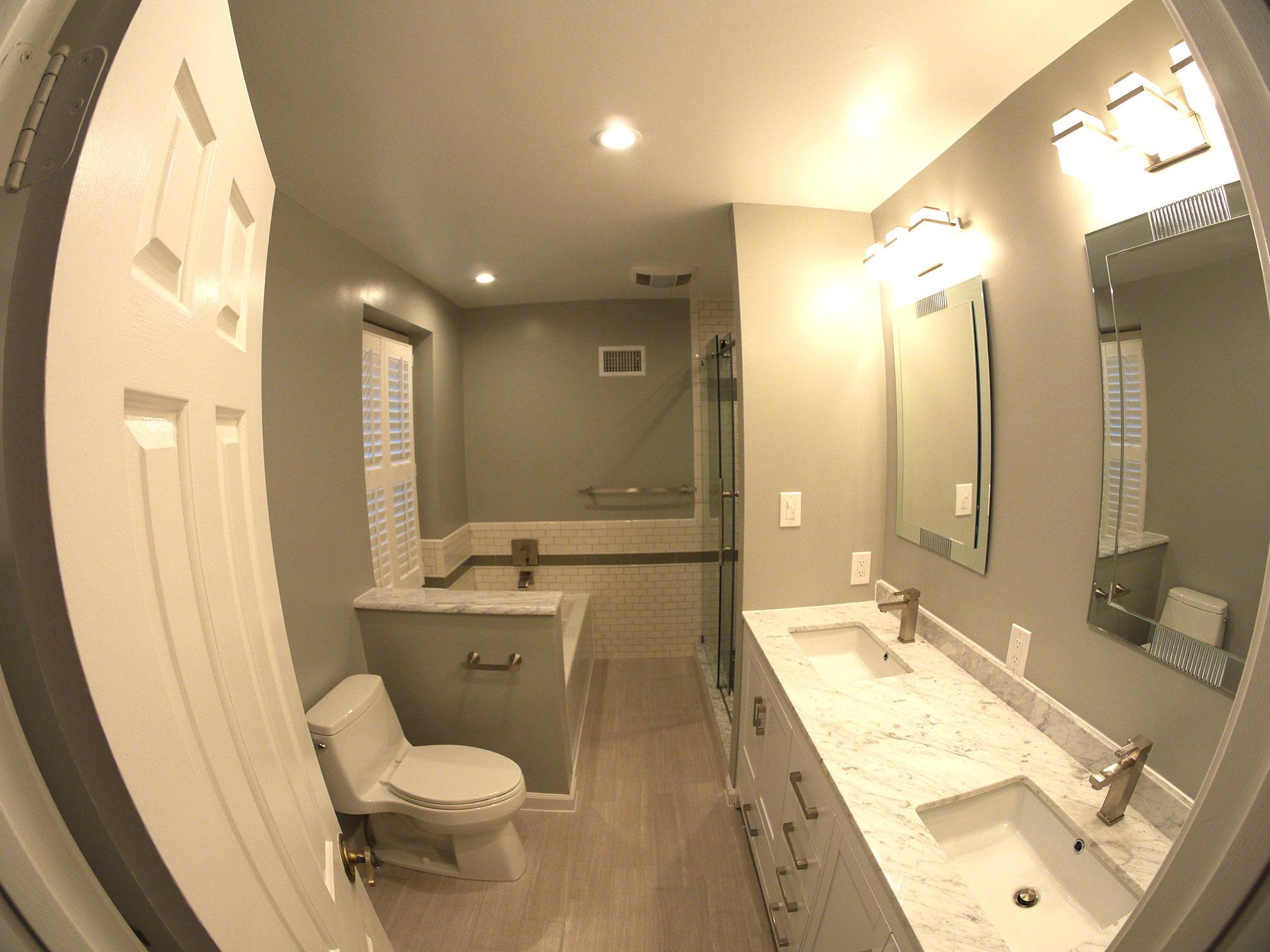 Smart House Remodeling Custom Bathroom Works More