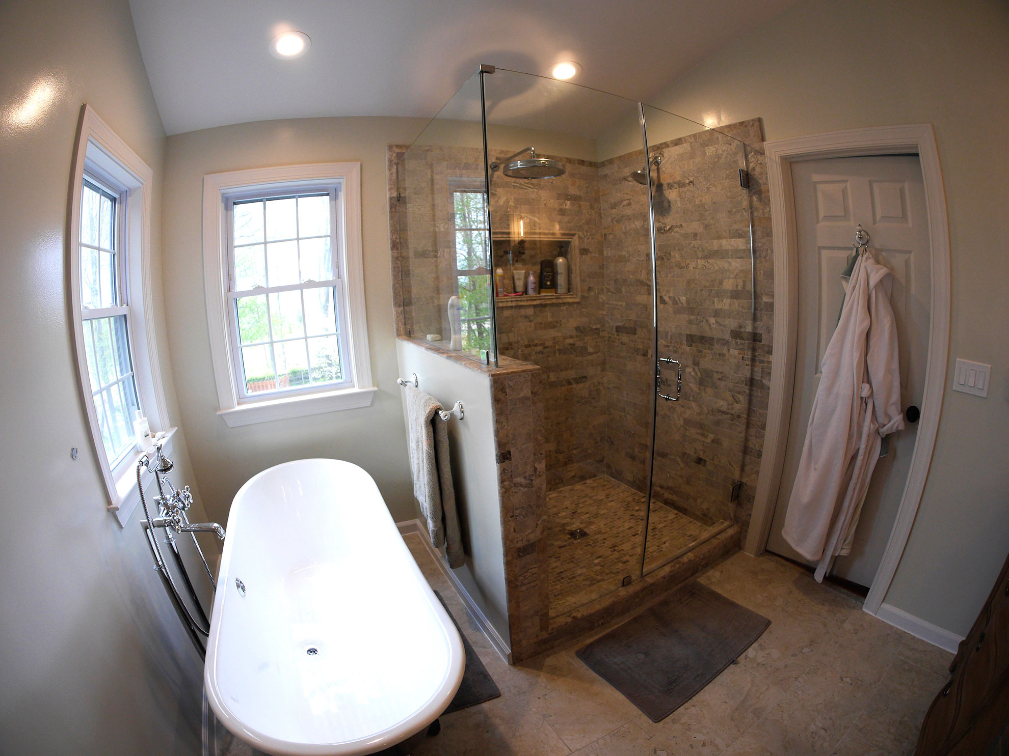 Smart House Remodeling Custom Bathroom Works More
